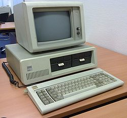 IBM PC, 1981 (en.wikipedia.org)