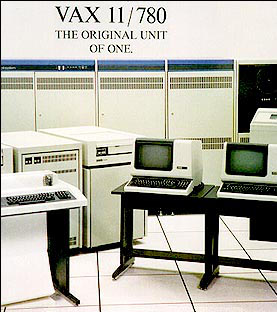 VAX-11/780, 1978 (www.old-computers.com)